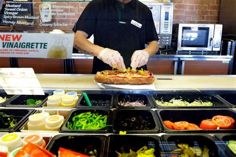 eat fresher subway drops artificial ingredients