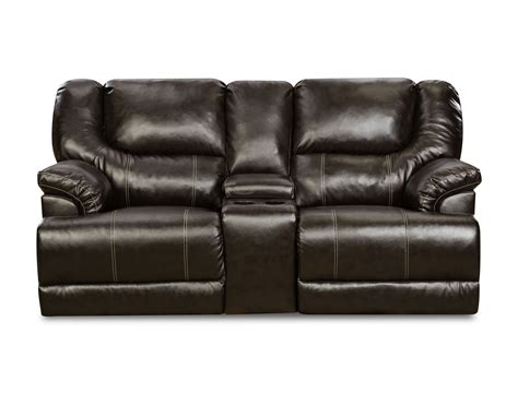 motion loveseat with console bentkey brown motion console loveseat sears