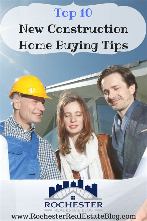 Top 10 New Construction Home Buying Tips  Guide For Home