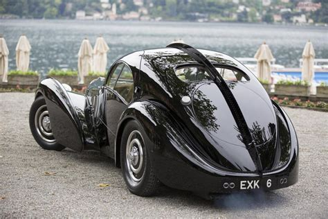 Types Of Bugatti Cars by 1938 Bugatti Type 57sc Atlantic Conceptcarz