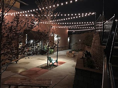 25 Pack G30 Led Outdoor String Light Patio Globe