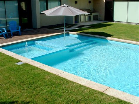 Rectangular Pool Designs  Home Decor