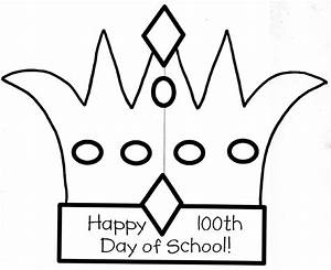 75 clever ideas for 100 days of school tip junkie for 100th day hat template