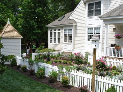 picket fence landscaping heart s ease landscape garden design listed in landscape designers in toano virginia
