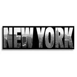 new york black and white wall art www bedbathandbeyond com