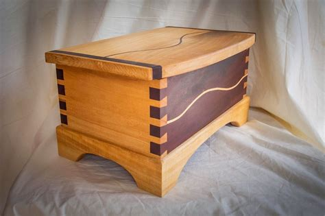 dovetail box wood working wooden box plans wooden box