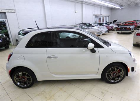Used Fiat 500 Sport by 2013 Used Fiat 500 Sport At Luxury Automax Serving