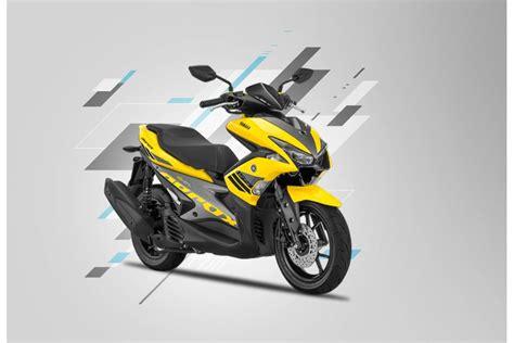 Aerox 155vva Image by Yamaha Aerox 155vva Images Check Out Design Styling Oto