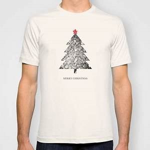 15 T shirts designs with The Christmas Tree fancy