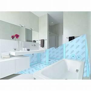 Bande D étanchéité Douche : natte d tanch it mince pour douche et salle de bains ~ Premium-room.com Idées de Décoration