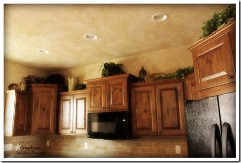 top of cabinet decor decorating ideas for top of kitchen cabinets house furniture