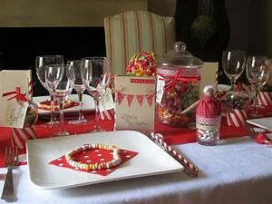 Deco Bonbon Anniversaire : suite de la d co de table bonbons l 39 atelier de flocon ~ Melissatoandfro.com Idées de Décoration