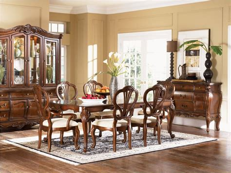 Country Dining Room Sets by Fancy Dining Room In Traditional Designs Inspiration