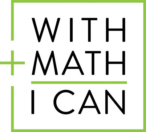 "€�with Math I Can"" Initiative Unveiled To Change Student"