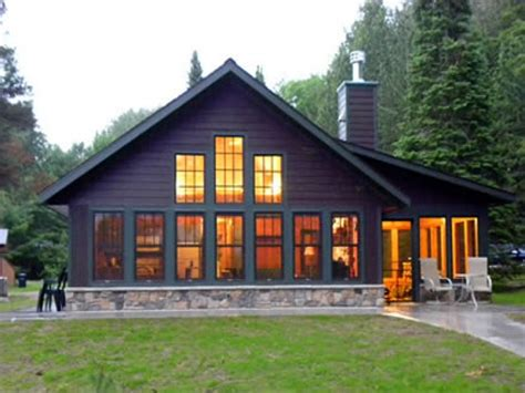 square foot handicapped accessible cottage  built   square foot cabins
