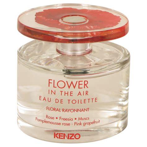 kenzo flower eau de toilette 100 ml kenzo flower in the air by kenzo eau de toilette spray tester 3 4 oz for 100 ml curdpot
