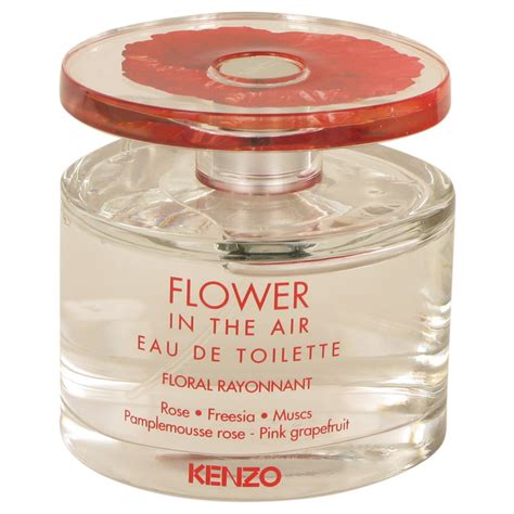 kenzo flower in the air by kenzo eau de toilette spray tester 3 4 oz for 100 ml curdpot