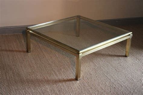 Shop the best uk selection of contemporary coffee tables on furnish.co.uk, the luxury home interiors marketplace. Stylish 1960s Square Brass Coffee Table - Coffee / Low Tables