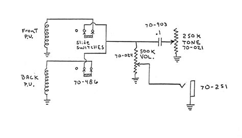 Gibson Eb3 Bas Wiring Diagram by Gibson Sb300 And Sb400 Wiring Diagram And Photos Gt Gt Flyguitars