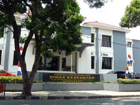 alamat telepon kantor instansi pemerintah dinas