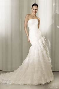 Pepe botella 2012 wedding dresses wedding inspirasi for Spanish wedding dress