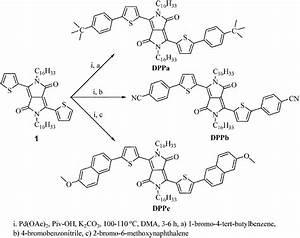 Facile synthesis of arylthiophenyl-functionalized ...