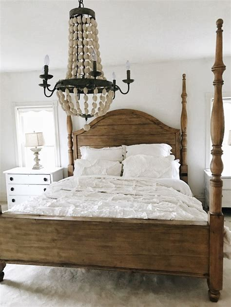 farmhouse bed ideas  pinterest woodworking plan headboard diy bed frame  bed