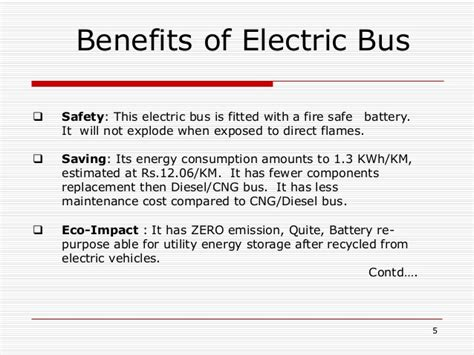 Bus Karo Electric Bus Trial In Dtc (session V