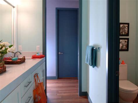 Jack-and-jill Bathroom Layouts