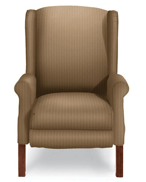 la z boy wingback chair ferguson high leg recliner