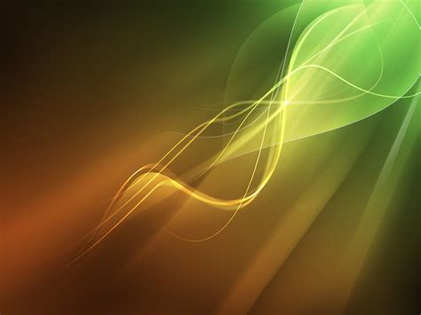 Abstract Orange And Green Wallpaper by Green Orange Imagination Abstract Wallpaper Apple
