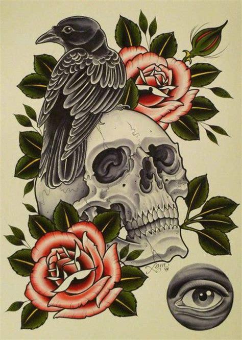 skull rose tattoos ideas  pinterest arm tattoos  skulls arm tattoos