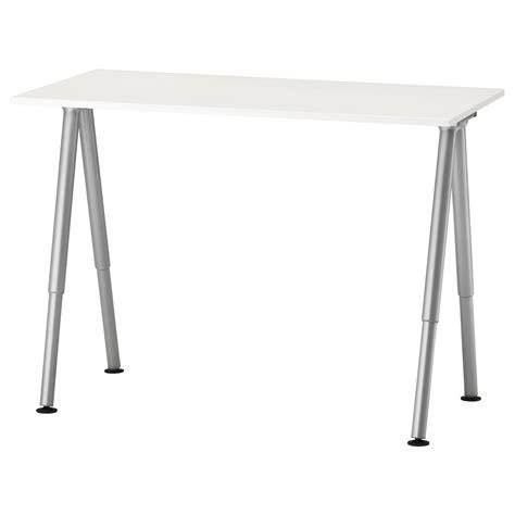 bureau galant ikea ikea galant white glass desk nazarm com