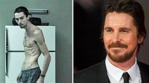 Christian Bale What Felt Like Lose Much Weight
