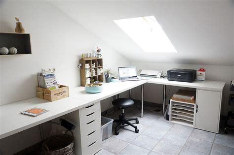 Ikea Linnmon Corner Desk  Minimalist Corner Desk Setup