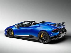 Lamborghini Huracan Spyder : 2019 lamborghini huracan performante spyder makes jaws drop in geneva autoevolution ~ Medecine-chirurgie-esthetiques.com Avis de Voitures