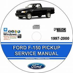 Ford Pickup F150 1997 1998 1999 2000 Service Repair Manual