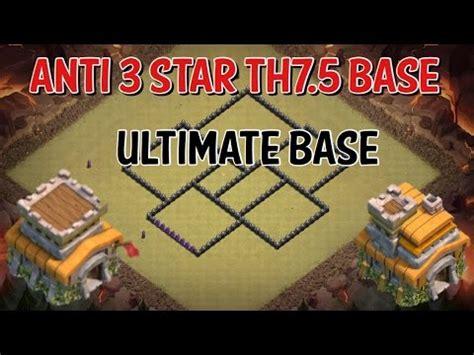 5 anti 3 war base th7 5 war base anti 3 anti hogs anti dragons 5 an