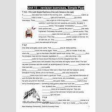 Simple Past Tense  Simple Past  Pinterest  Englisch übungen, Verben And Sprachen Lernen