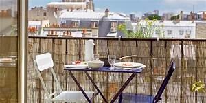 Table Pour Petit Balcon : table balcon notre s lection marie claire ~ Melissatoandfro.com Idées de Décoration