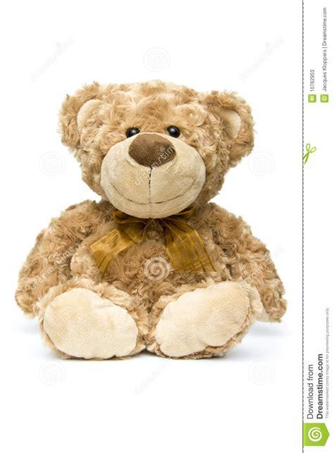 Teddy Bear Sitting Down
