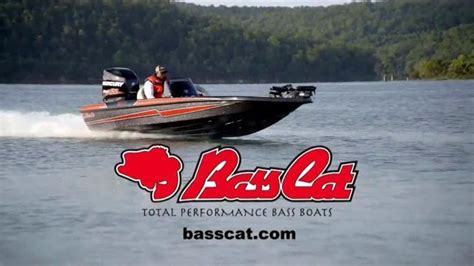 Bass Cat Boat Quality by Basscat Tv Commercial Quality Performance And Personal