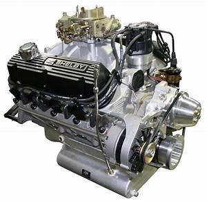 Aluminum 351w  427ci Stage I  525 Hp   U2013 Carroll Shelby Engine Company