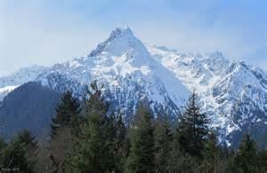 Washington Cascade Mountain Range