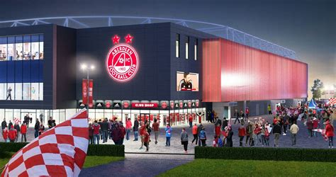 Aberdeen officially lodge plans to create new 20,000 ...