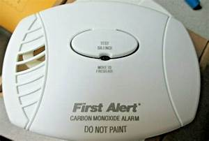 Lot Of 2 Kidde Battery Operated Smoke Alarm I9050 First