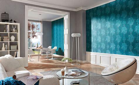 Tapeten Ideen Fürs Wohnzimmer by Tapeten F 252 Rs Wohnzimmer Bei Hornbach