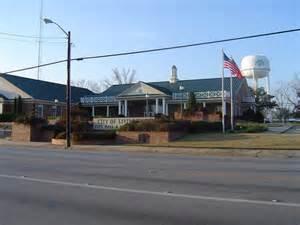 Livingston TX City Hall