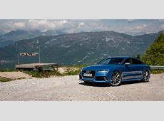 2016 Audi RS7 Sportback Performance Review photos