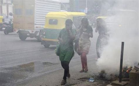 india overtook china  number  deaths due  pollution